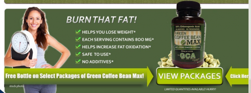 green coffee bean max weight loss'