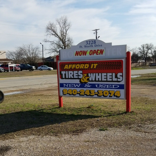 Company Logo For Afford-It Tires & Wheels'