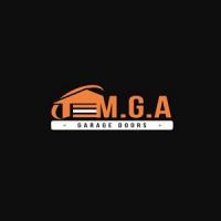 M.G.A Garage Door Repair Houston TX Logo