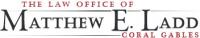 The Law Office of Matthew E. Ladd Logo