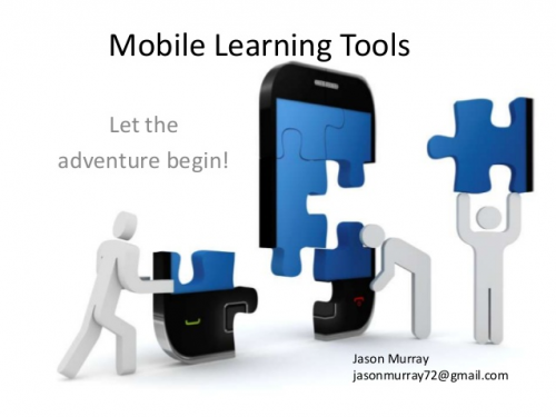 Mobile Learning Tools Market by Excellent Revenue growth'