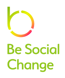 Company Logo For Be Social Change'
