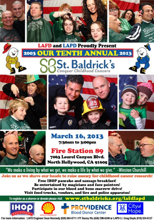 Saint Baldricks Universal Life Church'