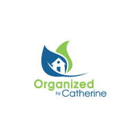 Organized By Catherine Logo