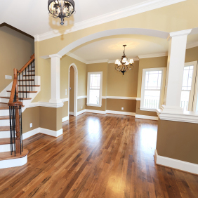 Hardwood Flooring'