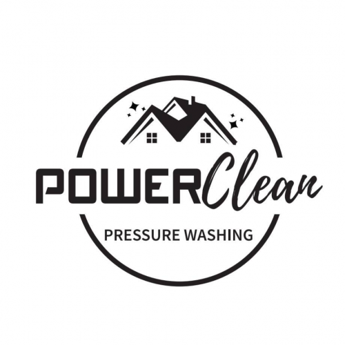 Company Logo For Power Clean Pressure Washing'