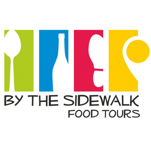 Company Logo For By The Sidewalk Food Tours'