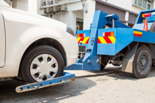 Tow Truck Singapore'