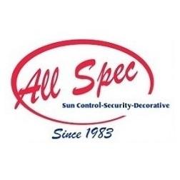 Company Logo For All Spec Sun Control'