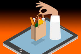 Online Grocery Services Market'