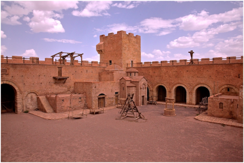 Sahara Studios Morocco'