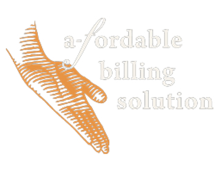 Logo For A-Fordable Billing Solution'