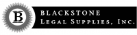 Blackstone Legal Supplies, Inc. Logo