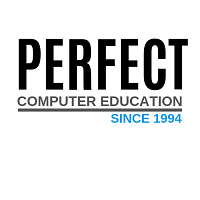 Perfect Computer Education - Ahmedabad Logo