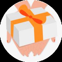 Giftzbag- Online Cake Delivery in Jaipur | Cake & Flowers Delivery in Jaipur | Gifts delivery in Jaipur Logo