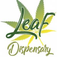 Leaf Dispensary Logo