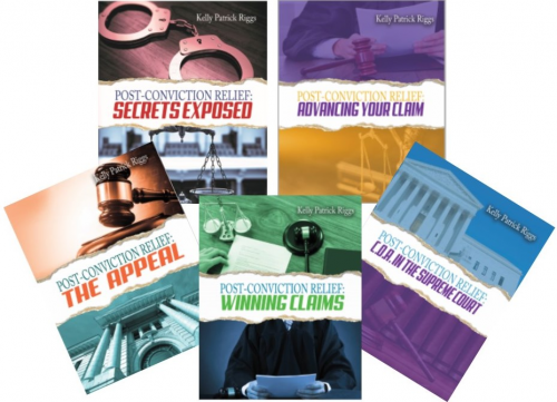 Post-Conviction Relief Series of Books'