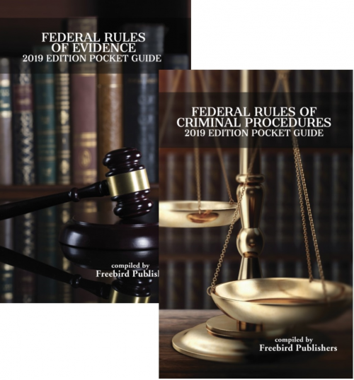 Federal Rules Pocket Guide Books'