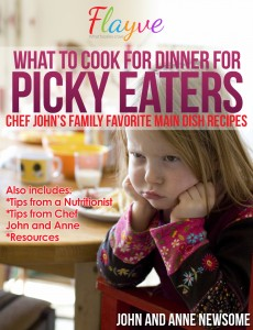Cookbook Of Recipes For Picky Eaters'