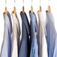 Fashion Cleaners Logo