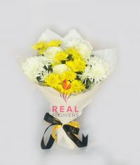 Real Flower Logo