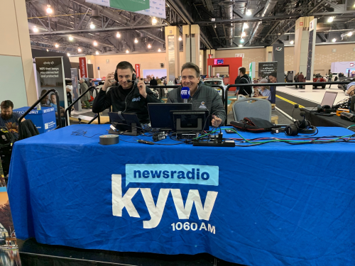 KYW Newsradio Interviews Gary Barbera for First Time Since P'