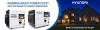 PowerEquipment4U : Hyundai Diesel and Petrol Generators For Sale in UK