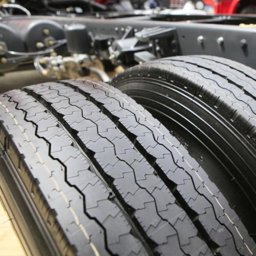 New Tire'