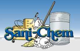 Sani-Chem Cleaning Supplies'