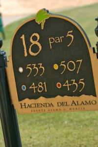 Hacienda Golf Properties'