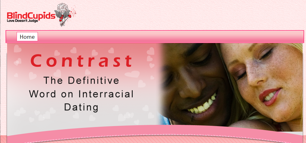 Contrast - Interracial Dating Blog