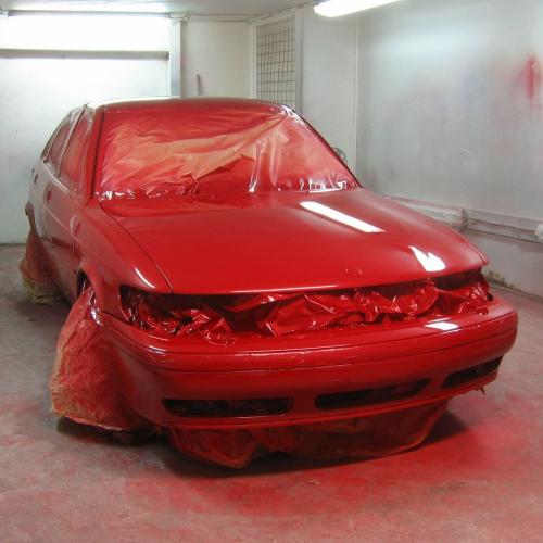 Auto Body Shop'