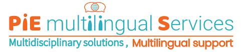 Company Logo For pie multilingual'