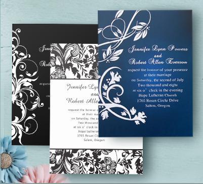 Cheap Wedding Invitations at Invitationstyles.com'
