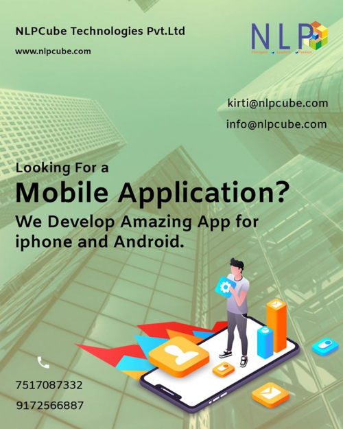 Leading Mobile App Development Company in Pune, India'