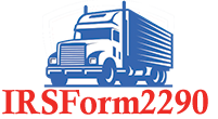 IRS Form 2290 Online | Federal Heavy Vehicle Use Tax | Efile'