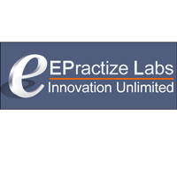 Official Logo For EPractize Labs'
