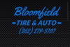 Bloomfield Tire And Auto