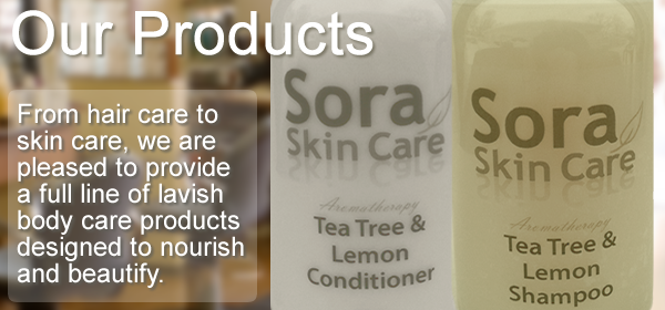 Sora Skin Care Products
