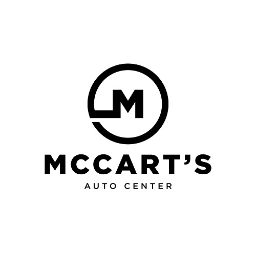 Company Logo For McCart's Auto Center'