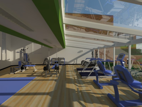 Hull Hotel Launches Lifestyle & Fitness'