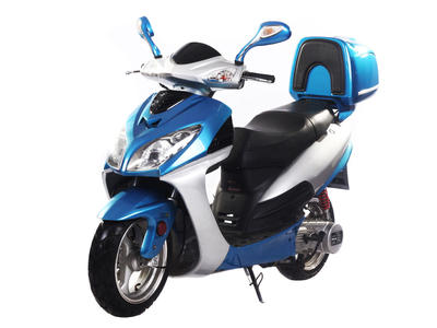 Blazer 150cc Scooter'