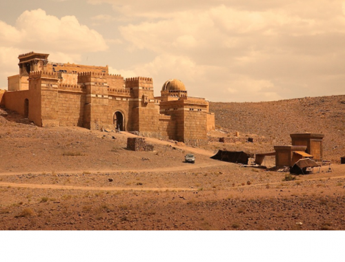 Biblical Studio Morocco by Morocco Film Production'