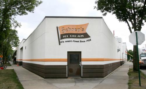 Schoep's Ice Cream'
