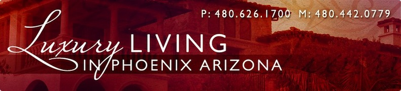 Luxury Living in Phoenix Logo