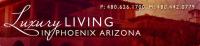 Luxury Living in Phoenix Logo