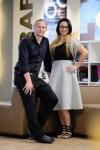 Magda Chelly and Mikko Laaksonen'