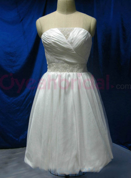 Discount plus Size Dresses Are Offered by Oyeahbridal.com'
