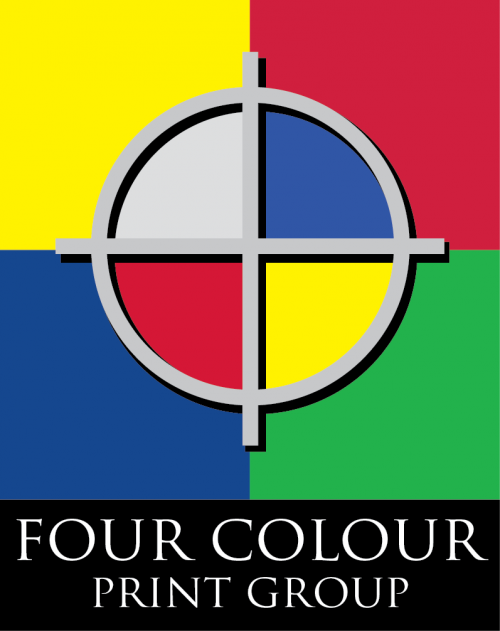 Company Logo For Four Colour Print Group'