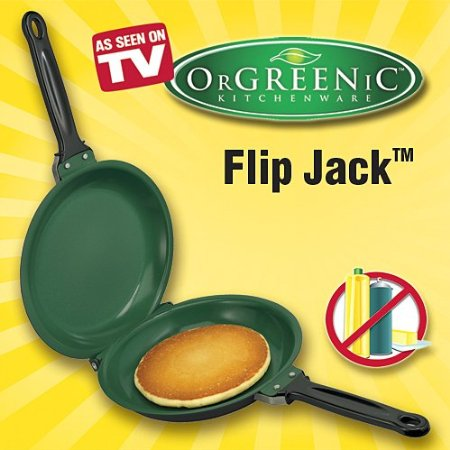 flip jack pan as seen on tv'